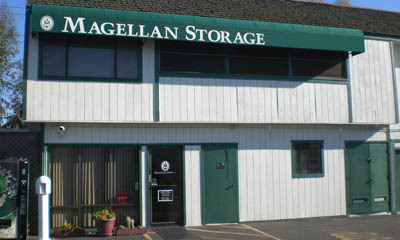 Magellan Storage Irvine