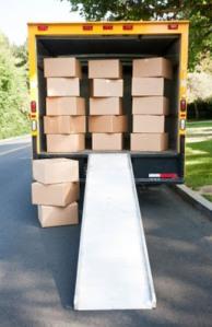 Magellan Storage offers Free Move-In Trucks