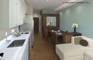 Micro Apartment Living