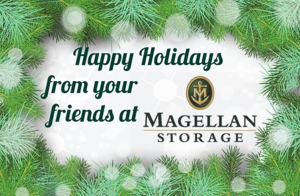 Happy Holidays from Magellan Storage