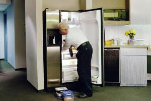 moving kitchen appliances