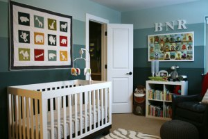 Preparing a House for a New Baby