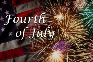 Fourth of July in LA