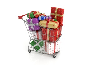 Where to store holiday gifts