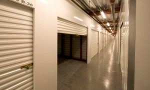 Interior Storage Units at Magellan Storage